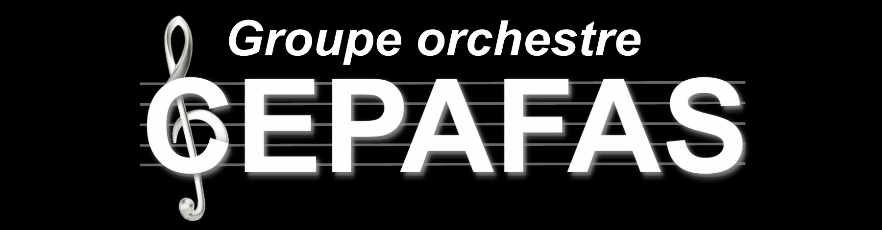 Groupe orchestre CEPAFAS